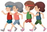 course en groupe
